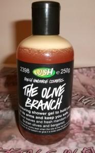 Olive Branch Shower Gel