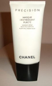 Chanel Purifying Face Mask